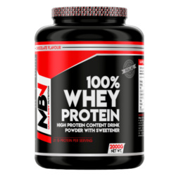 MUSCLE BODY NUTRITION Whey Protein 2000 g