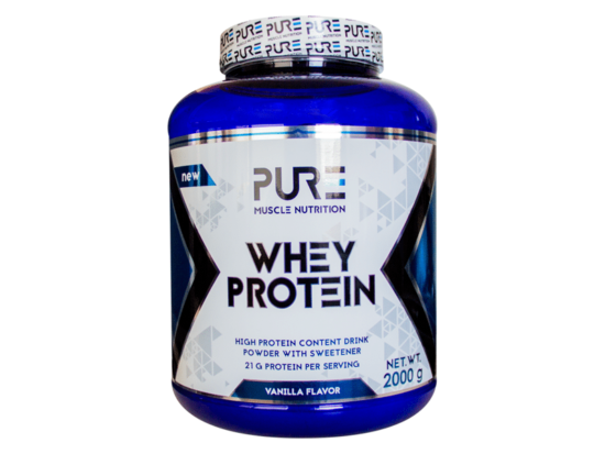 PURE MUSCLE NUTRITION Whey Protein 2000 g