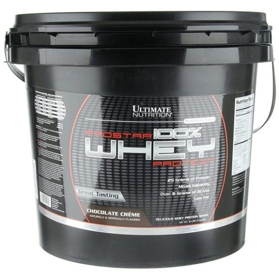 Ultimate Nutrition Prostar 100% Whey Protein (4540 g)